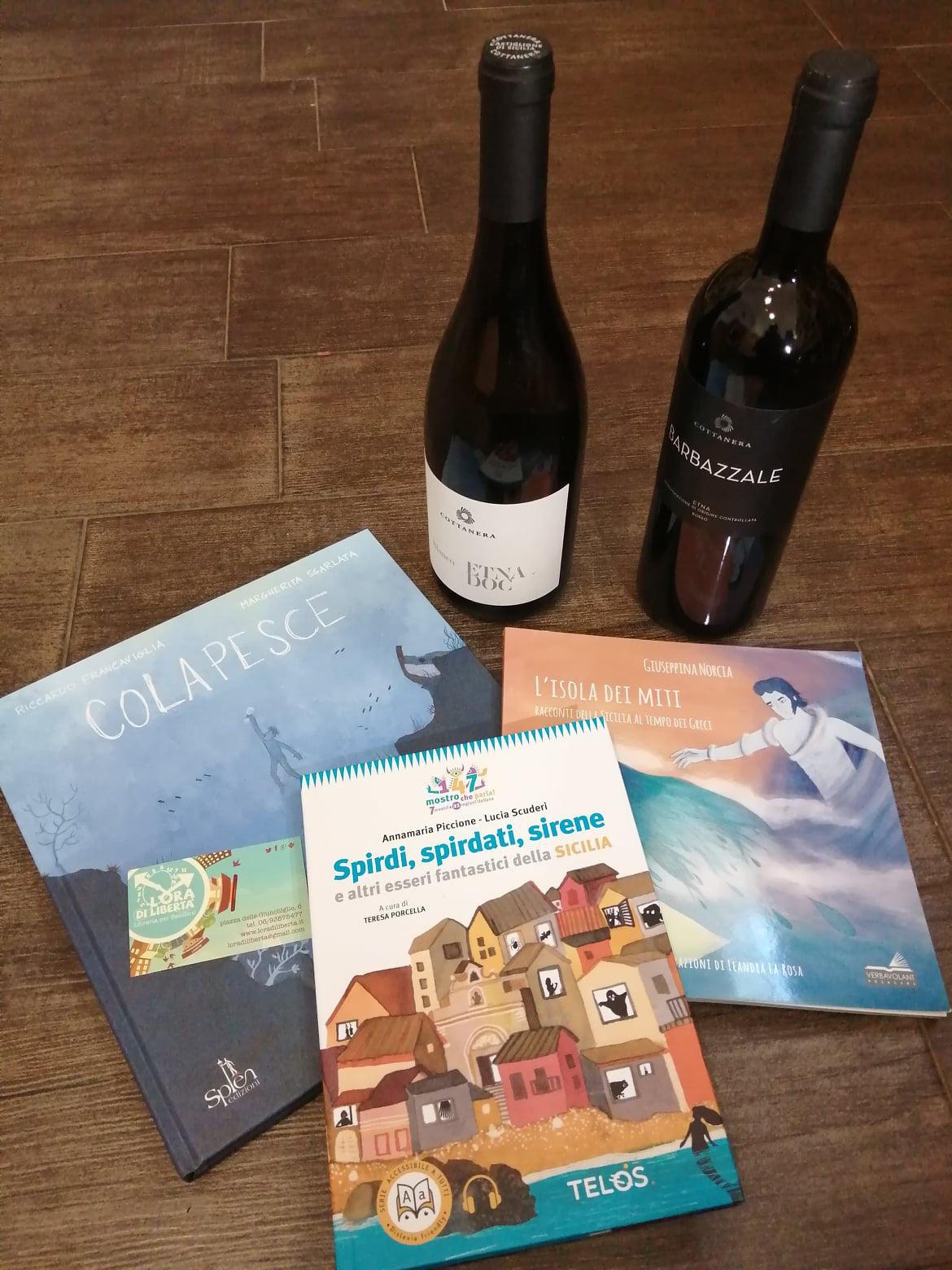 Libri e vino, spritz e giochi, una proposta che pensa a tutta la famiglia!