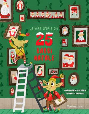 La vera storia dei 25 Babbi Natale