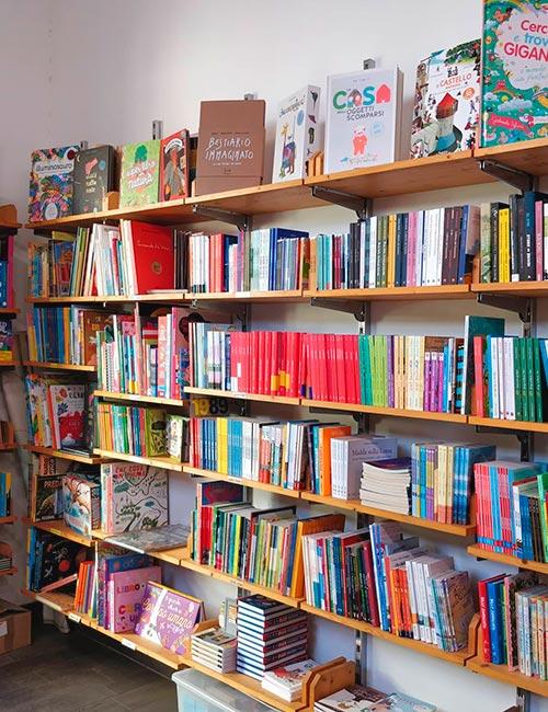 L'ora di libertà libreria interno